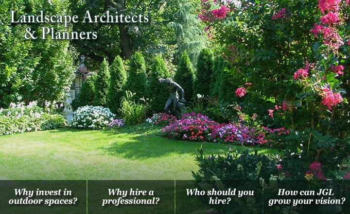 JGL: Landscape Architects and Planners